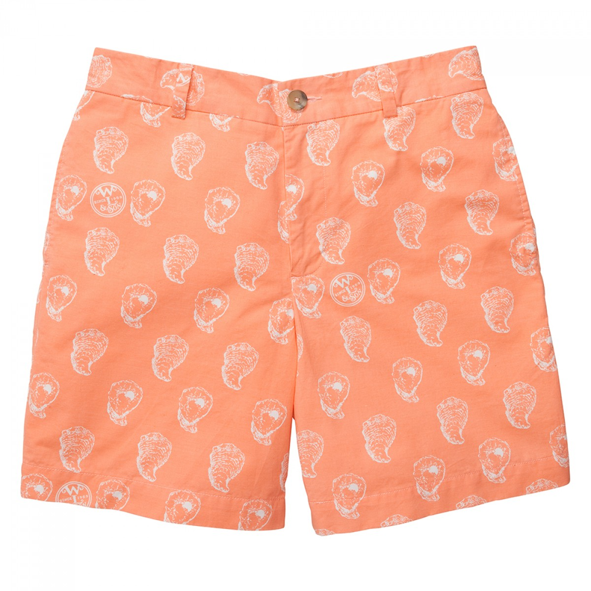 Shucker Short - Coral